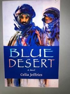 Blue Desert book cover