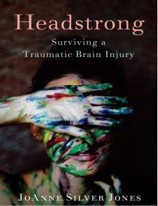 Headstrong book cover Joanne Silver Jones
