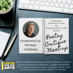 Poetry Meetup graphic