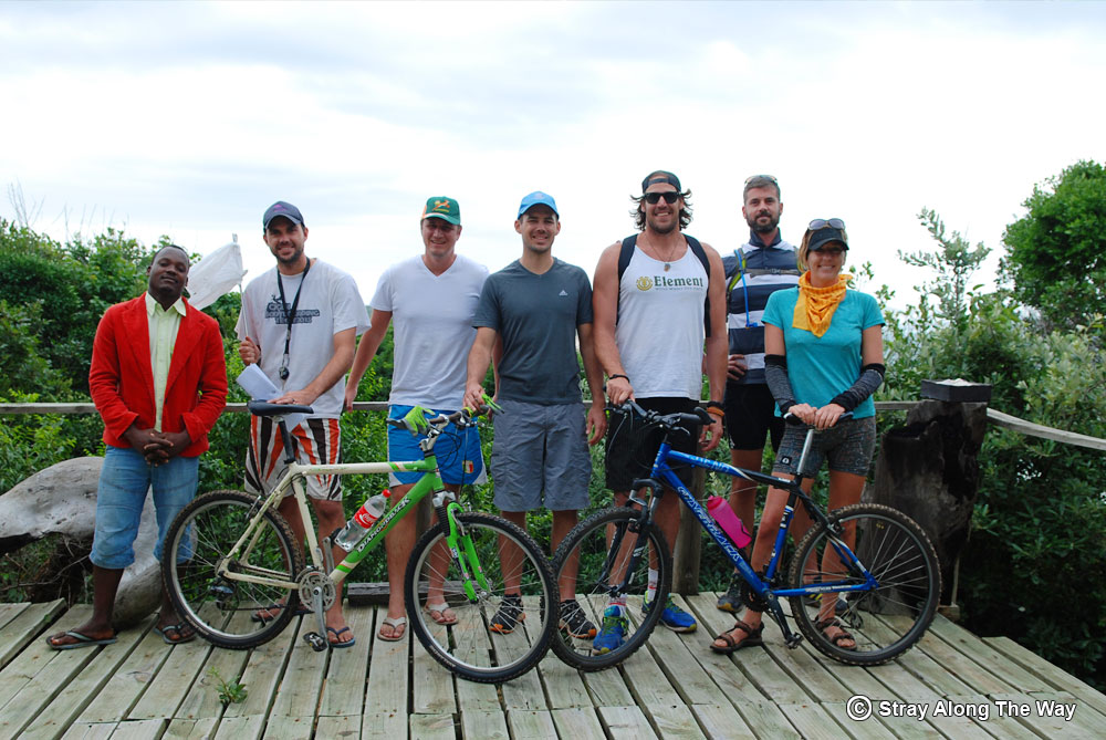 Mozambique-cycle-team
