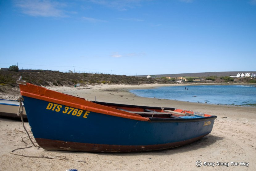 Fishing Boat at Jacobs Bay