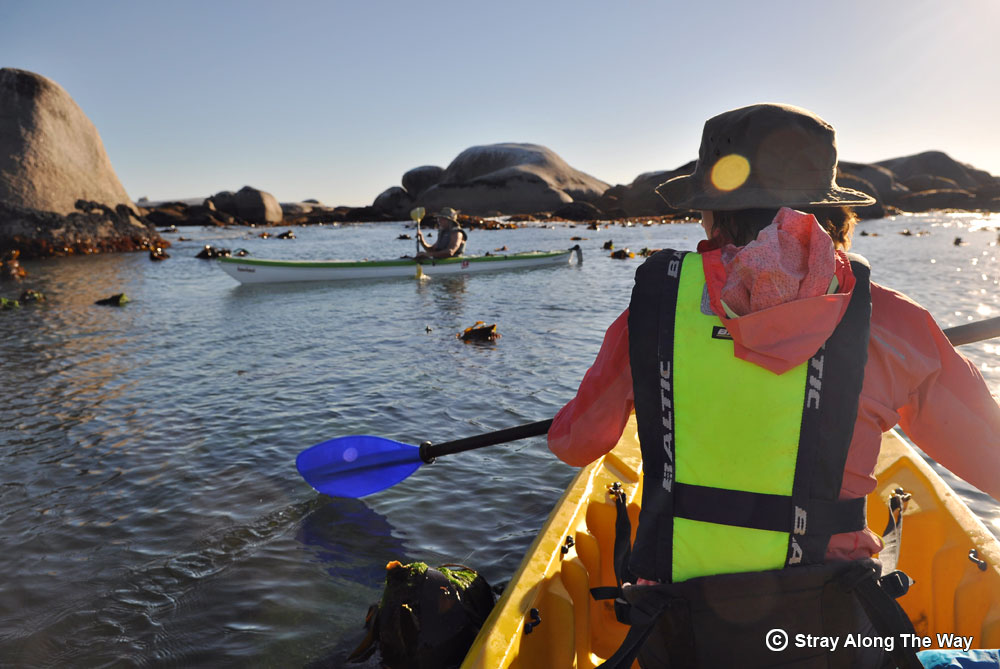 paternoster kayak adventure