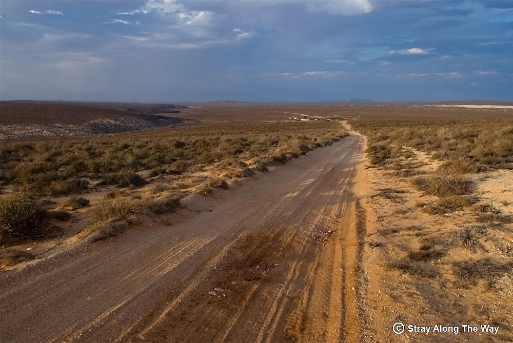 Northern Cape Coastal Gravel Road