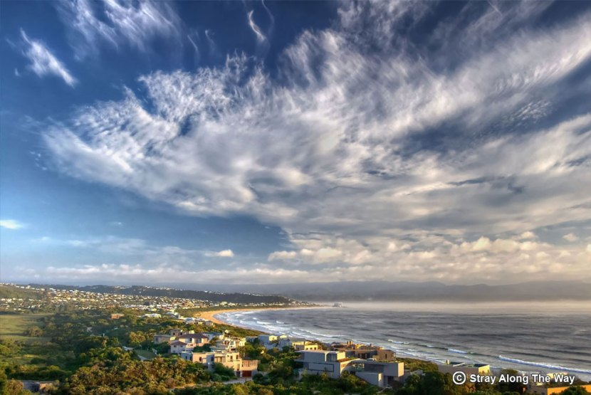 Plettenberg Bay from Robberg Peninsula