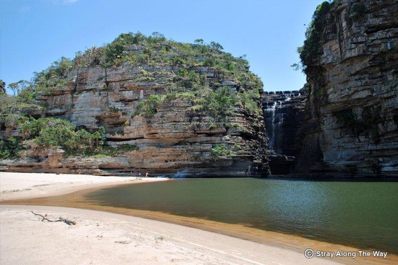 Mnyameni Falls Beach