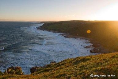 Morgan Bay Sunset