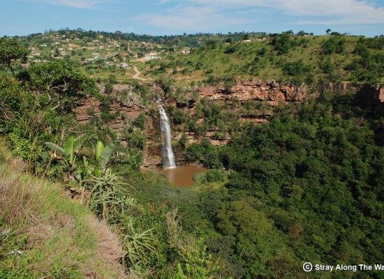 Mzinyathi falls