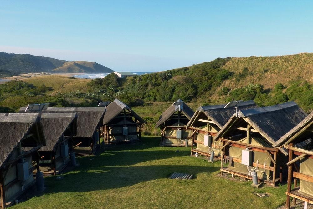 Ntafufu camp
