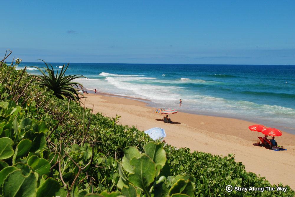 Umhlanga beach kwazulu-natal