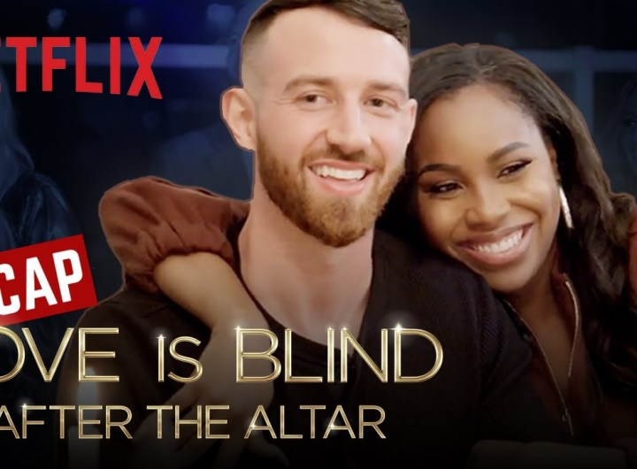 What Went Down On Love Is Blind: After The Altar   Netflix