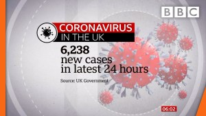 Covid testing ramped up as UK sees rise in infections @BBC News live 🔴 BBC