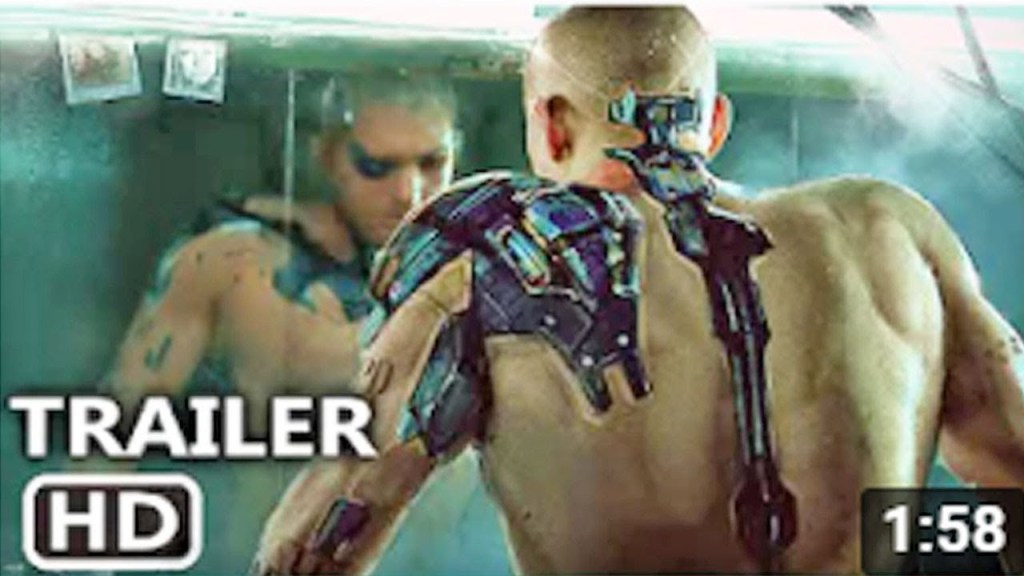 IMPLANTED Official Trailer (2021)