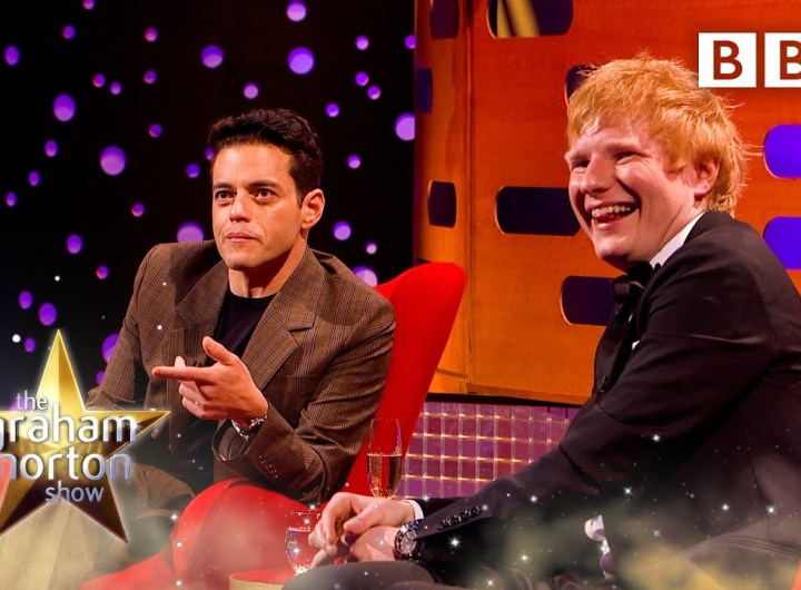 Rami Malek's comedy timing is pure gold 💯🤣💀 @The Graham Norton Show ⭐️ BBC
