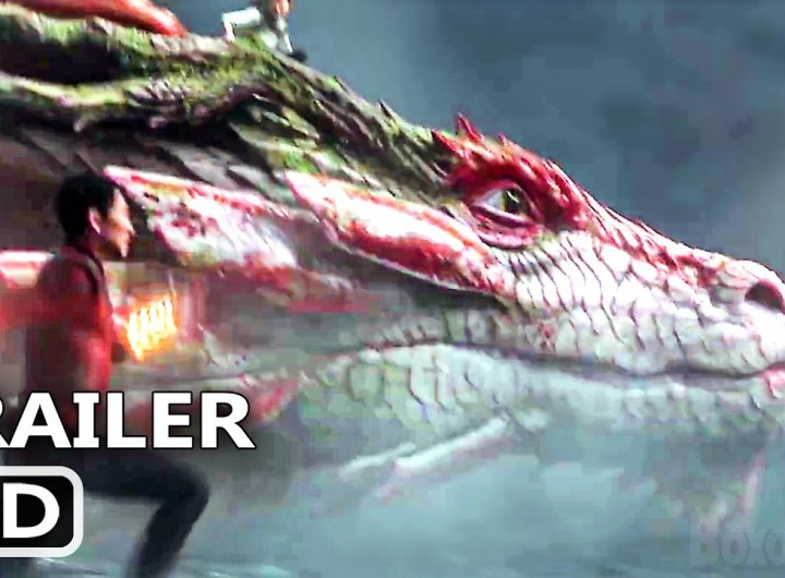 """SHANG-CHI """"Fight with Dragon"""" Trailer (2021)"""