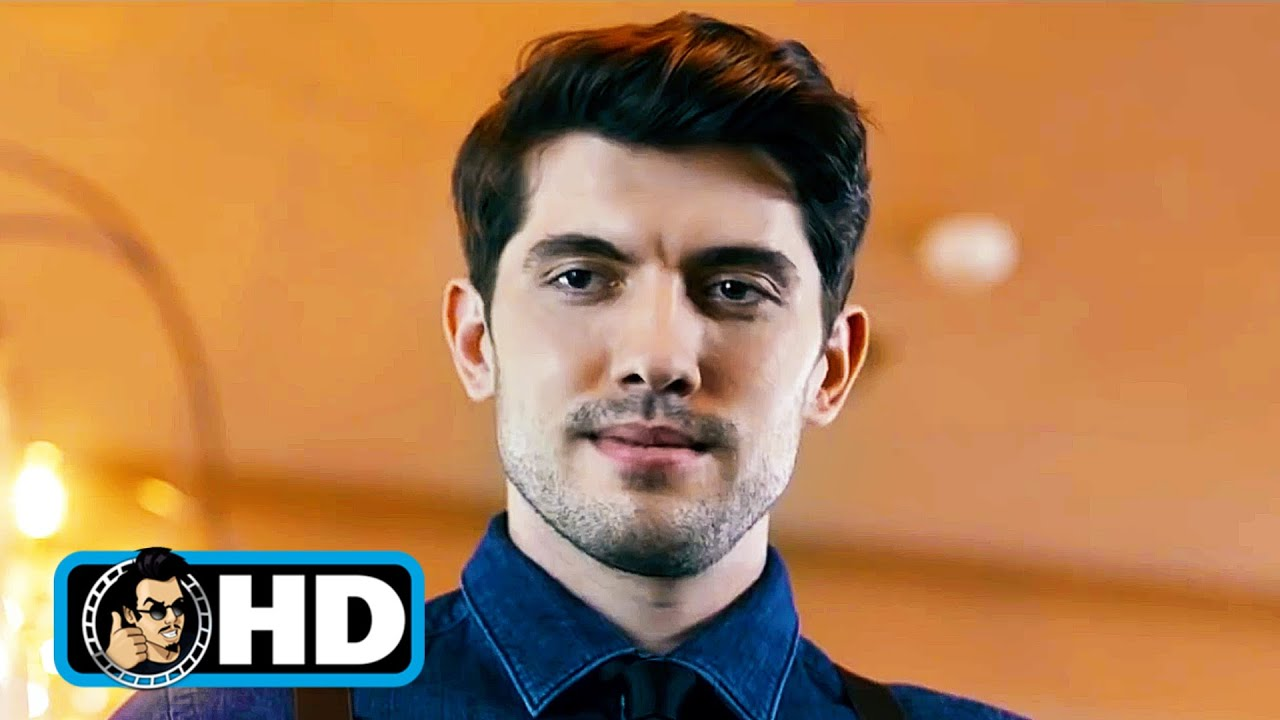 """AFTER WE FELL Clip - """"The Waiter"""" (2021) Carter Jenkins"""