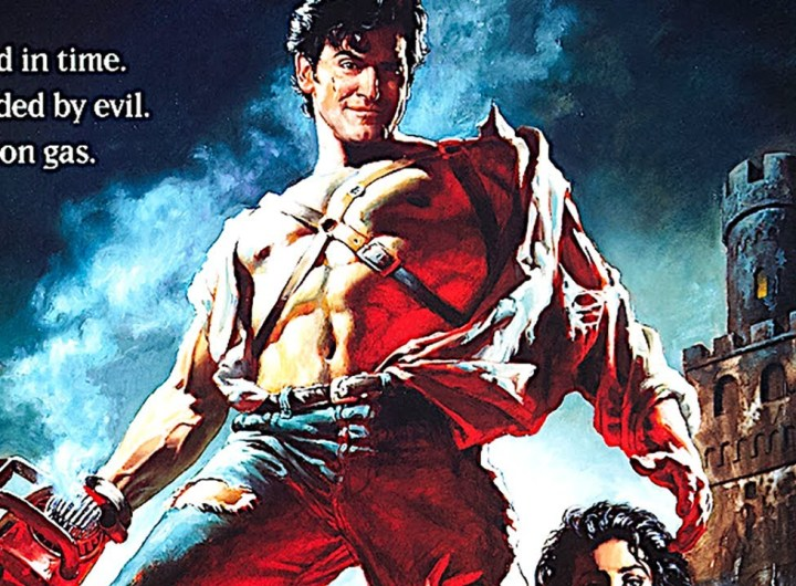 """ARMY OF DARKNESS """"Best Lines (1992) Bruce Campbell Horror"""