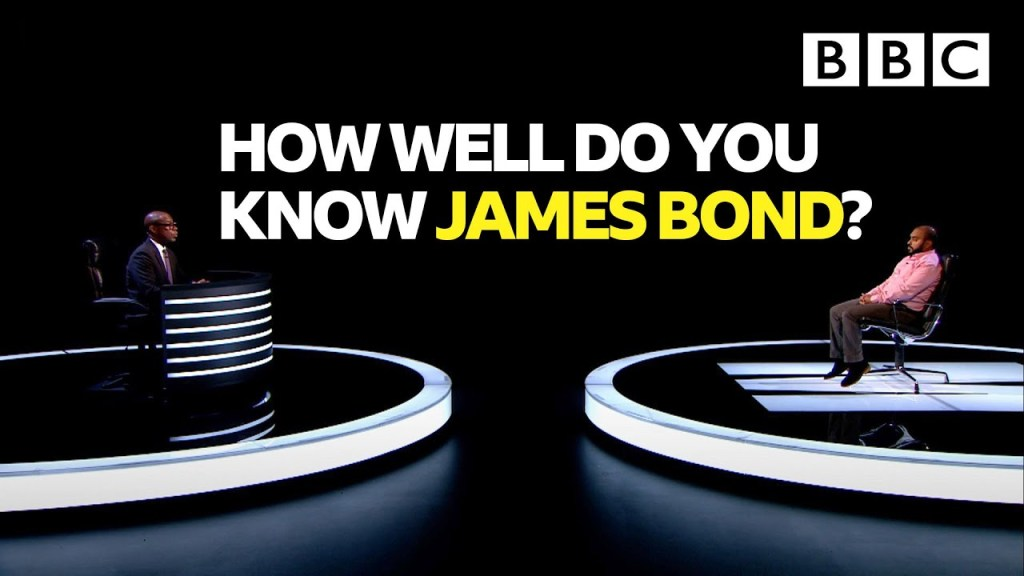 Are you a REAL James Bond fan?   Mastermind - BBC