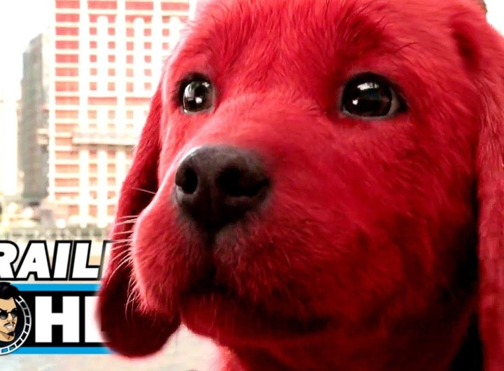 CLIFFORD THE BIG RED DOG Final Trailer (2021)