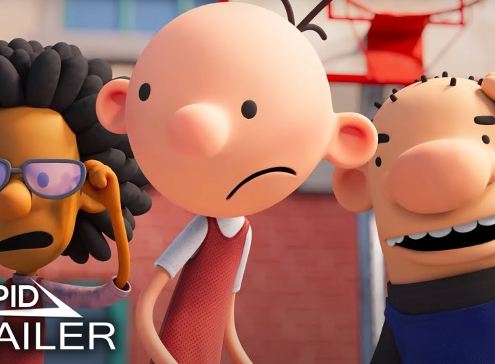 DIARY OF A WIMPY KID Official Trailer (2021) Disney