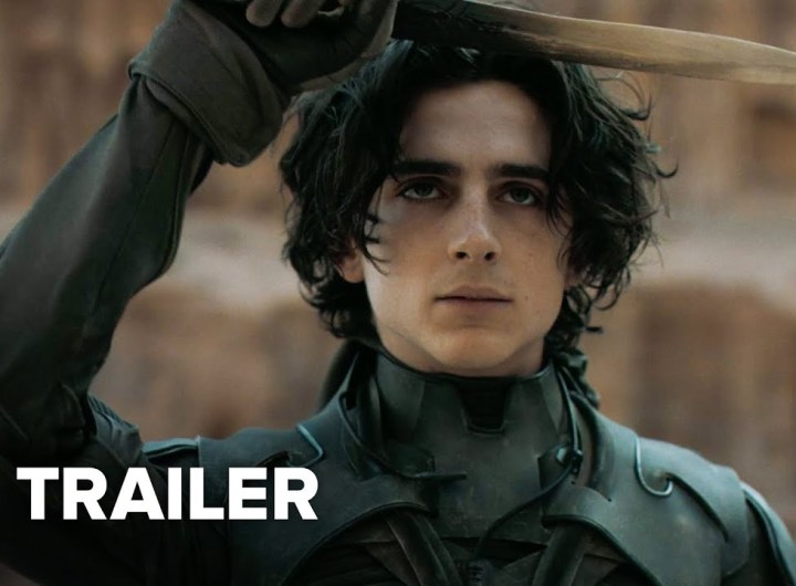Dune Final Trailer (2021)   Movieclips Trailers