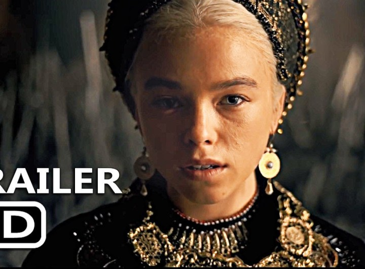 HOUSE OF THE DRAGON Official Trailer (2022)