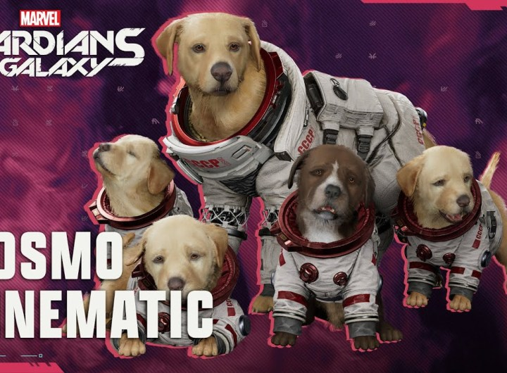 Marvel's Guardians of the Galaxy - Cosmo Cinematic