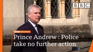 Met Police to take no further action after Epstein review @BBC News live 🔴 BBC