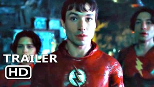 THE FLASH Official Trailer (2022)