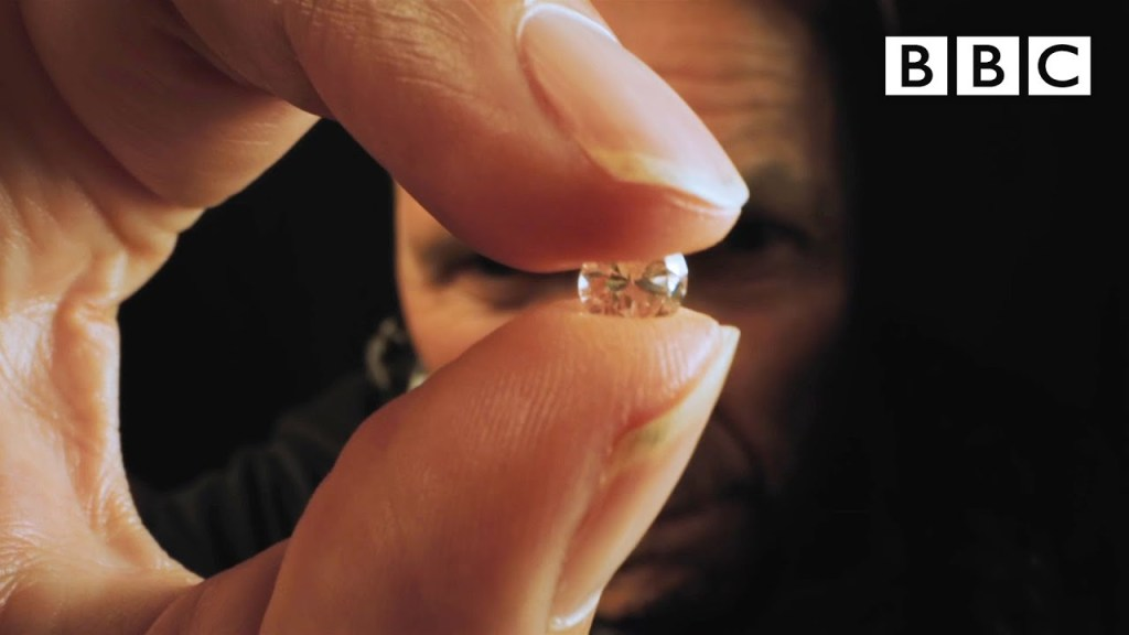 These eco-friendly diamonds are made from C02!   The Earthshot Prize: Repairing Our Planet - BBC