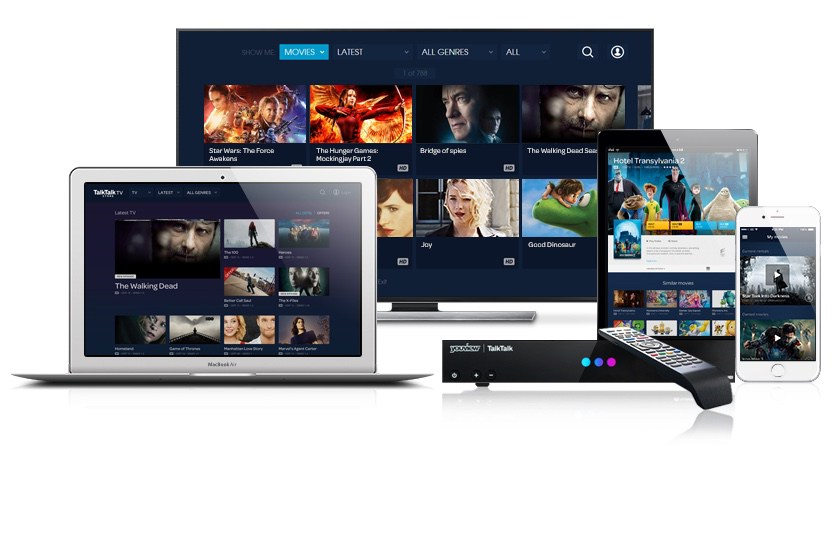 TalkTalk TV unveils new download to keep service