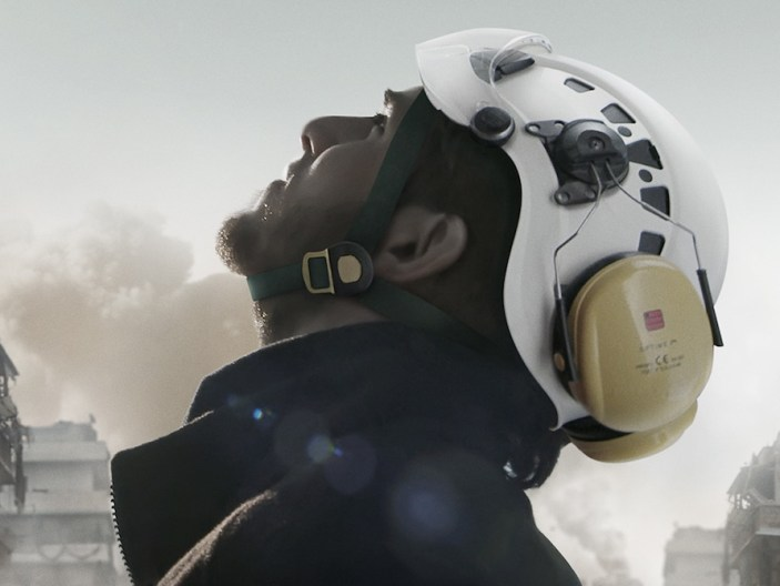 Netflix's The White Helmets gets first-look trailer and poster