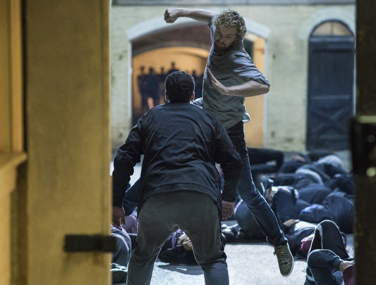 Marvel's Iron Fist. Image: Marvel/Netflix