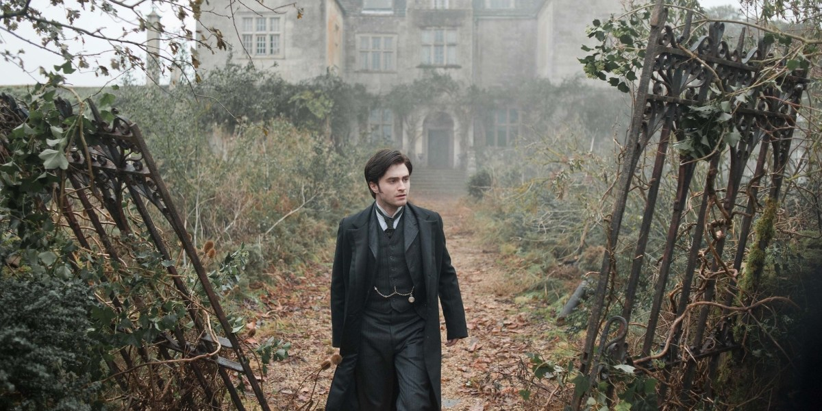 Now streaming on Netflix: Daniel Radcliffe's The Woman in Black