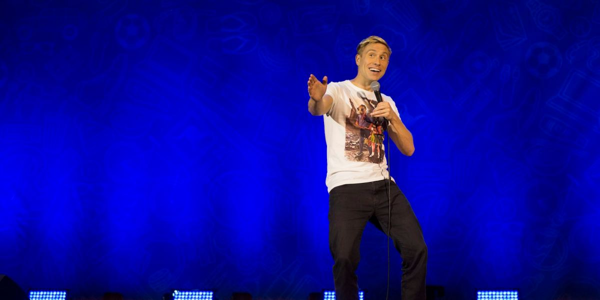 Russell Howard: Recalibrate – Netflix issues new trailer