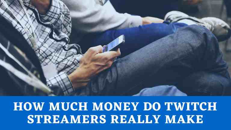 How Much MONEY Do Twitch Streamers REALLY Make