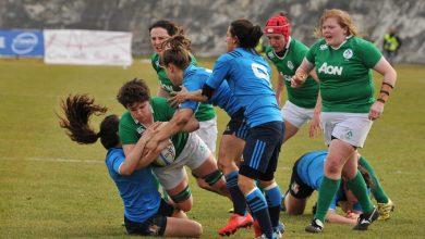 Photo of Rugby, Sei Nazioni femminile 2017: Italia-Irlanda 3-27
