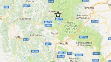 Photo of Terremoto: Una scossa di intensità 4.2 ha dato la sveglia ai cittadini tra Marche ed Abruzzo.