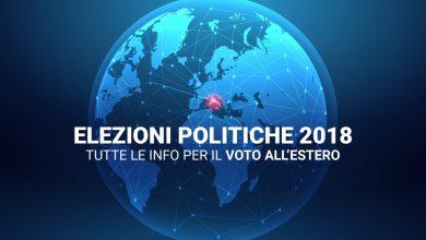 Photo of Elezioni politiche del 4 marzo 2018, modalità di voto degli italiani all'estero