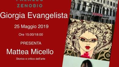 Photo of Giorgia Evangelista, un'aquilana alla Biennale di Venezia