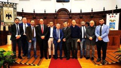 Photo of Insediamento commissioni Provincia dell'Aquila
