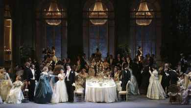 Photo of Il ritorno della Traviata a cena