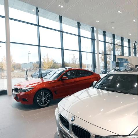 BMW Bavaria Stockholm 360