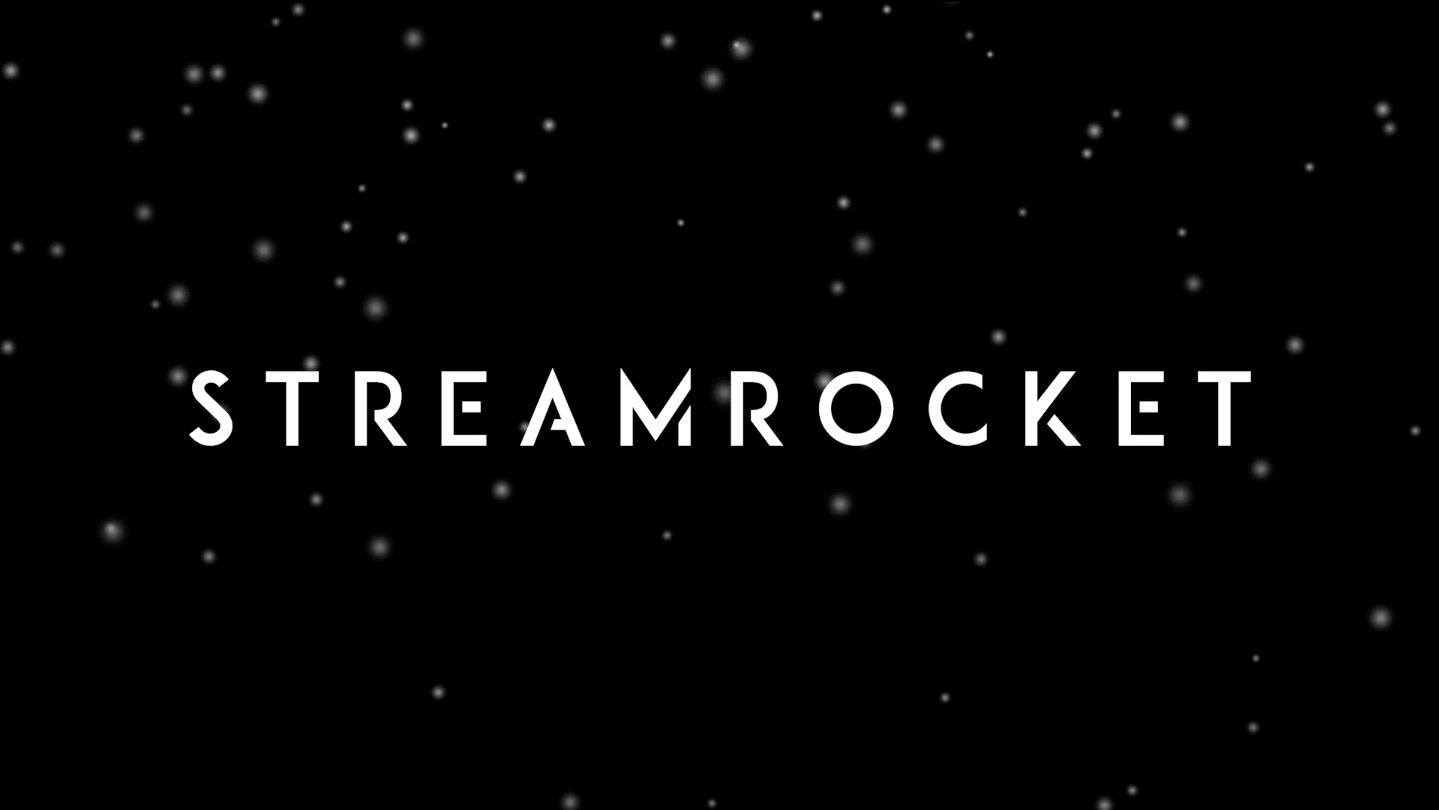 StreamRocket snowfall