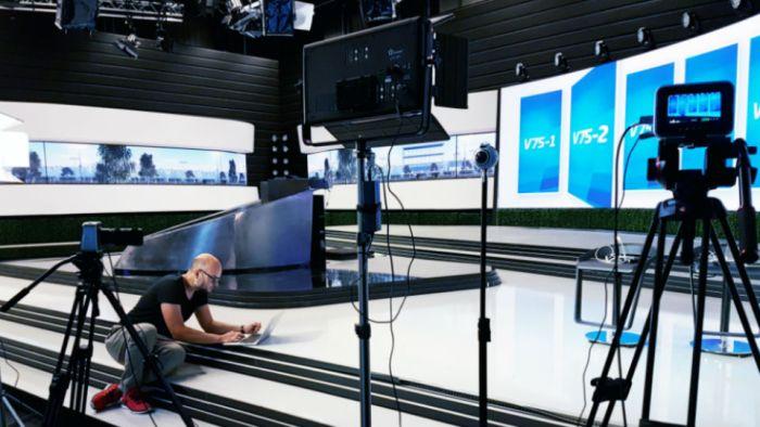 Behind the Scenes Facebook Live