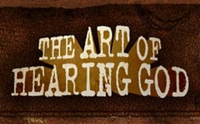 The art of hearing god cover image