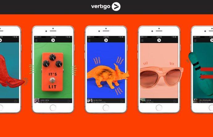 Vertigo pozwoli słuchać muzykę wspólnie z przyjaciółmi.