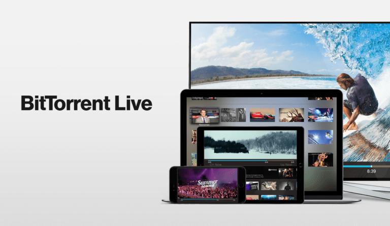 BitTorrent uruchamia transmisje live na androidzie.