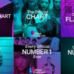 Official Charts oficjalnie w muzycznych serwisach streamingowych.