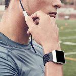Deezer niebawem pojawi się w zegarkach Fitbit Ionic.