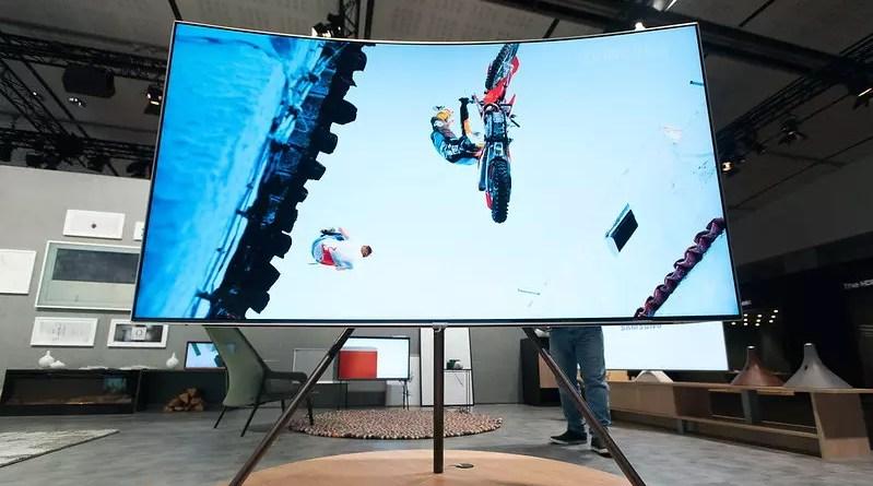 Telewizory Samsung Smart TV z Apple TV i AirPlay 2
